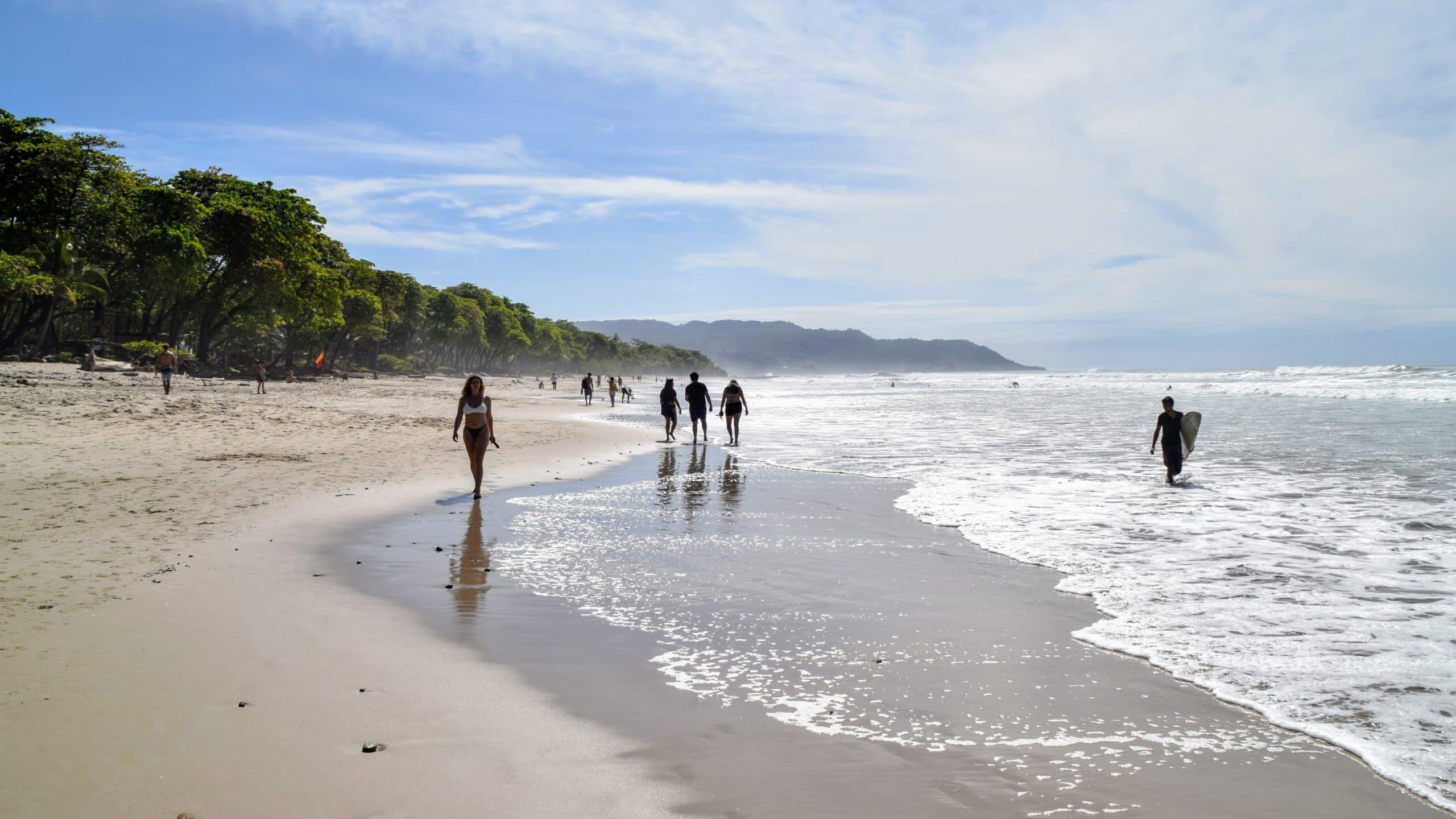 Strandlivet